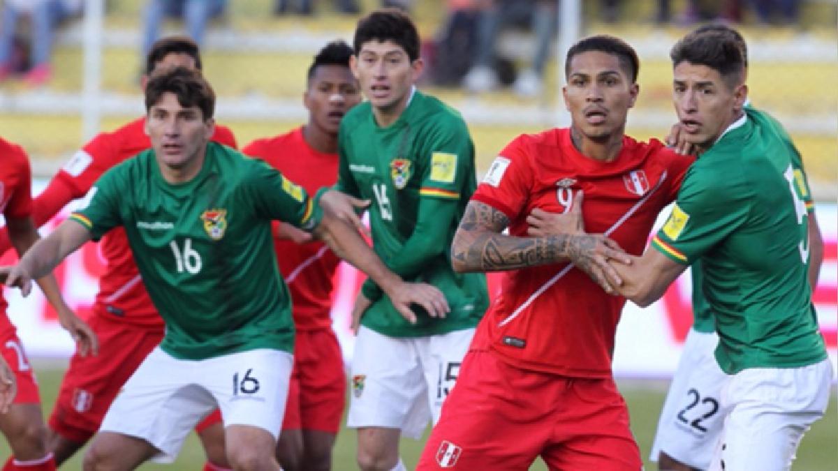 La Selección Peruana se ubica en el séptimo lugar con 18 puntos en las Eliminatorias Rusia 2018.