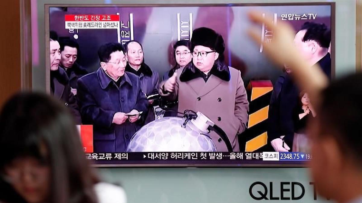 La tensión en la región ha aumentado tras las amenazas de Corea del Norte de atacar Guam.