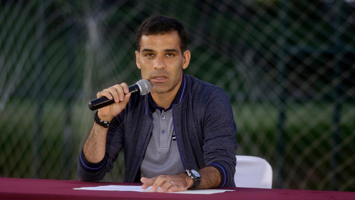 El Rafa Márquez pidió respeto para su familia para poder hacer frente a una situación que
