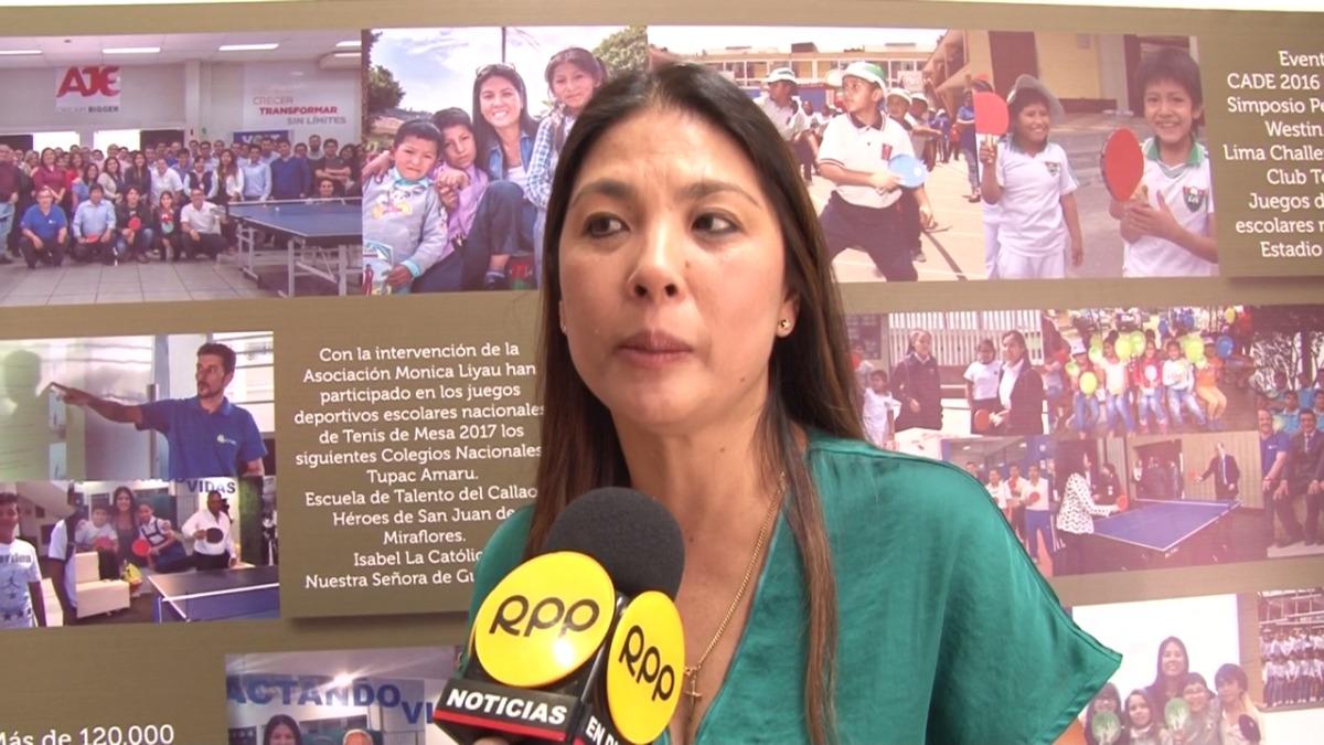 RPP Noticias cubrió en exclusiva el evento en donde estuvo presente Teófilo Cubillas.