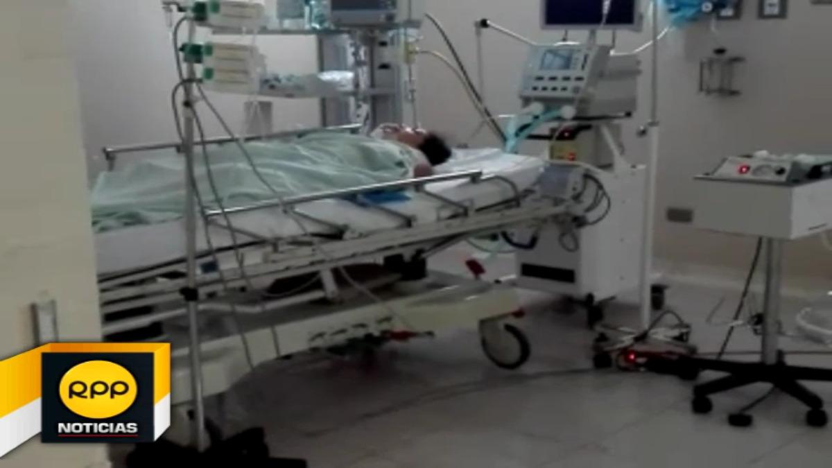Luis Enrique Veliz Baca es el nombre del atacante quien tras una fuerte discusión asestó el cuchillo contra su conviviente Helen Contreras Casanova