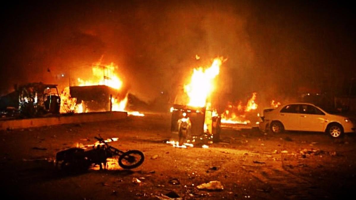 El ataque se realizó en una estación de bus en Quetta, la capital provincial.
