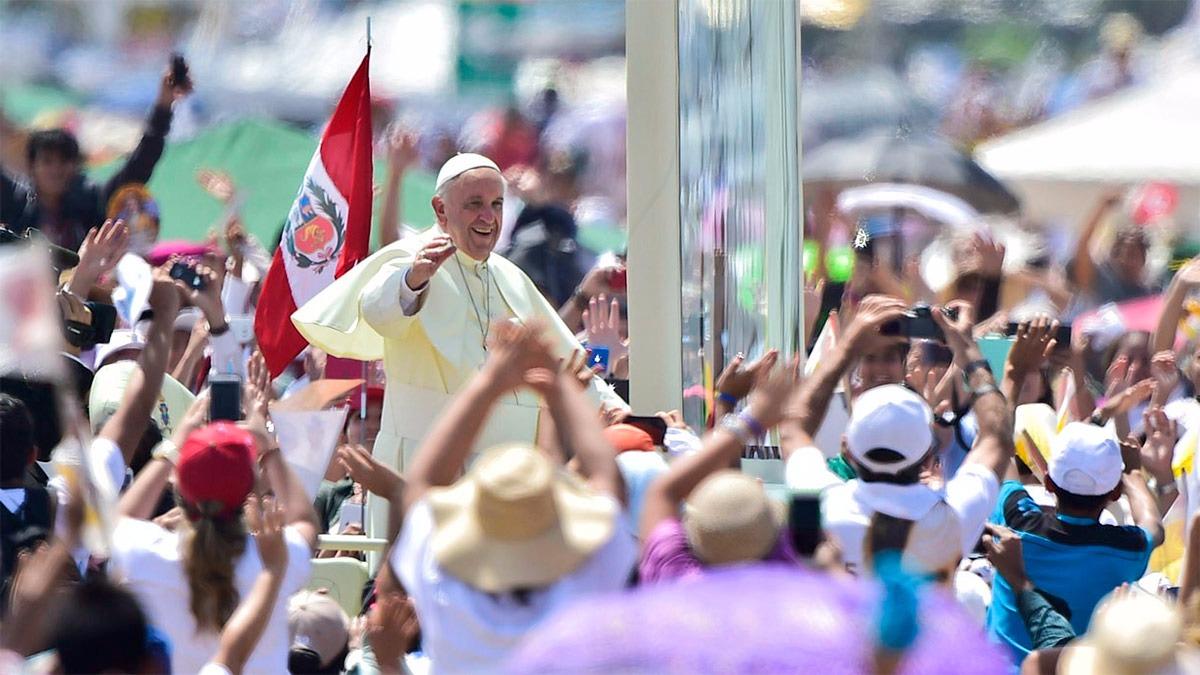 Estas serán las citas clave del papa en el Perú.