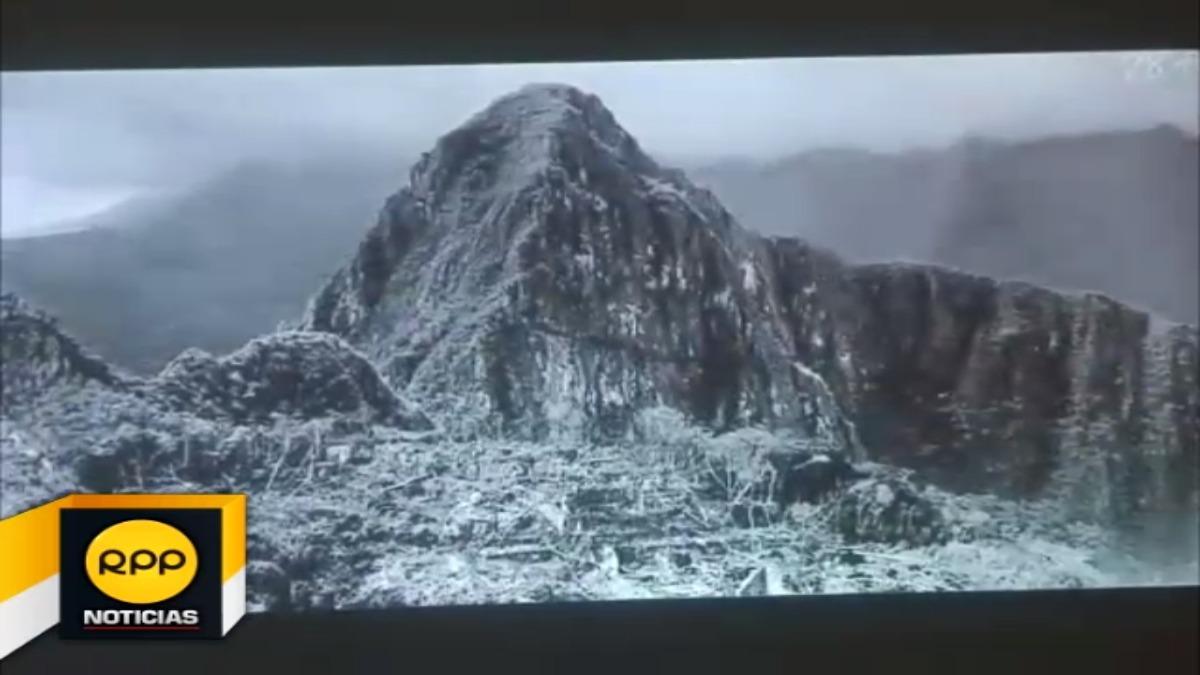 The National Geographic entregó al Perú más de 300 fotografías que Hiram Bingham tomó durante su expedición en la maravilla mundial.
