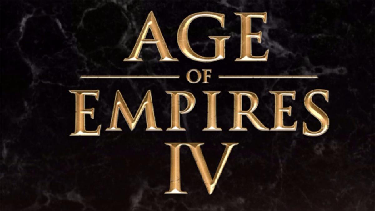 Age of Empires IV será exclusivo para Windows.