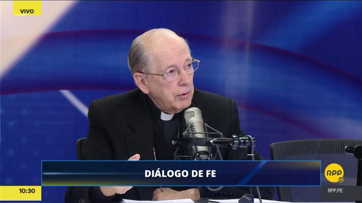 El cardenal Ciprianir reflexionó sobre la huelga de maestros y las evaluaciones en el centro de la polémica.