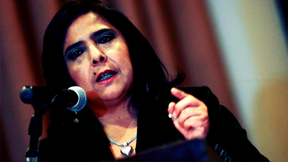 Ana Jara fue presidenta del Consejo de Ministros entre julio de 2014 y abril de 2015. También fue ministra de Trabajo y de la Mujer.