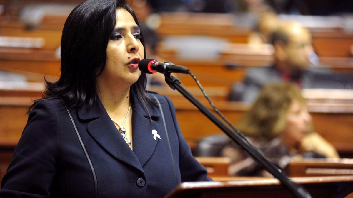 Ana Jara hizo la denuncia en La Rotativa del Aire esta mañana.
