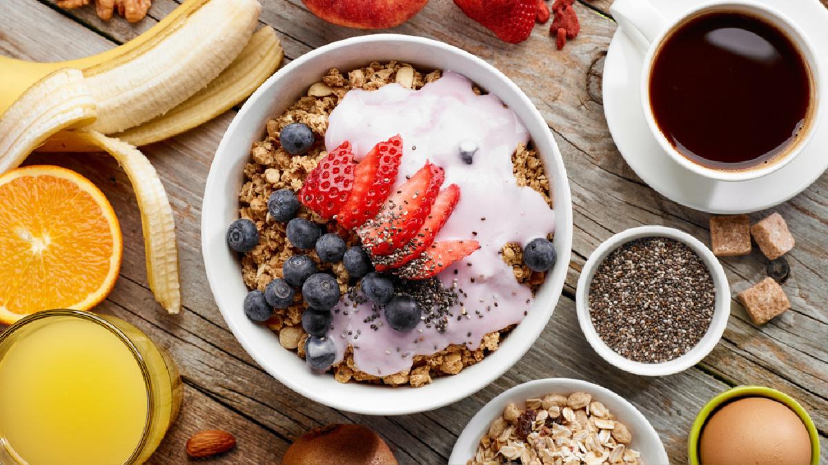 El desayuno es de las comidas más importantes.