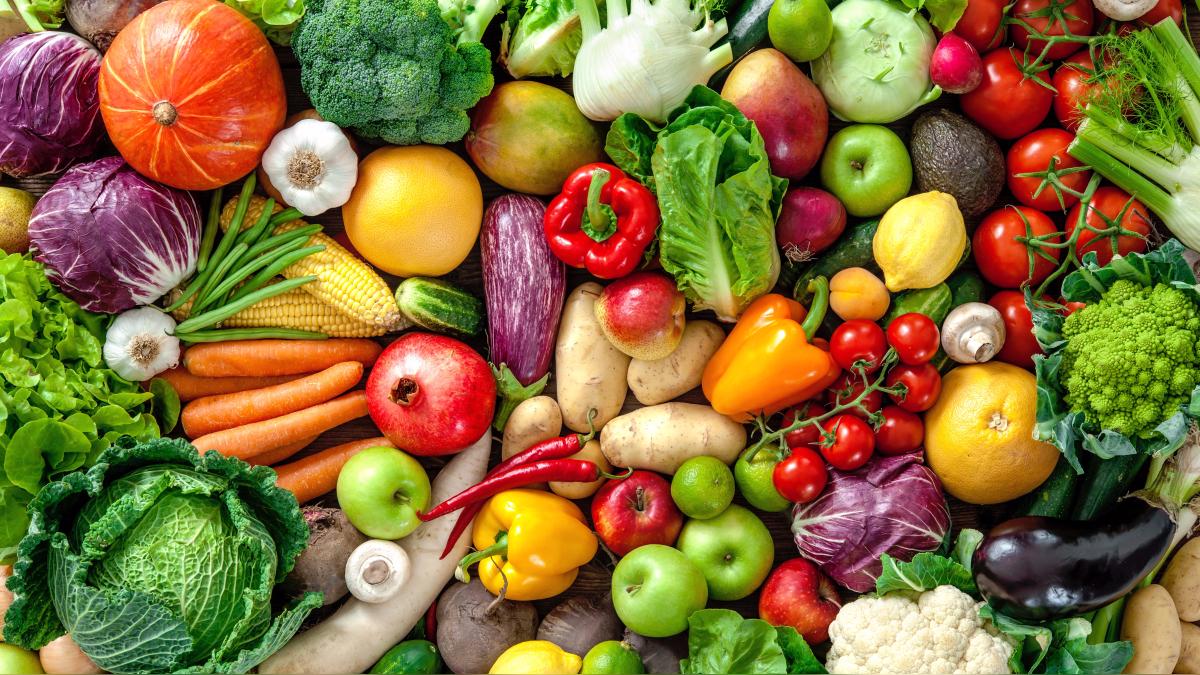 Una dieta diaria rica en los diversos grupos nutricionales es importante para nuestra salud.