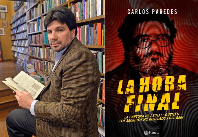 Carlos Paredes, autor de 'La hora final. La captura de Abimael Guzmán. Los secretos no revelados del GEIN'.