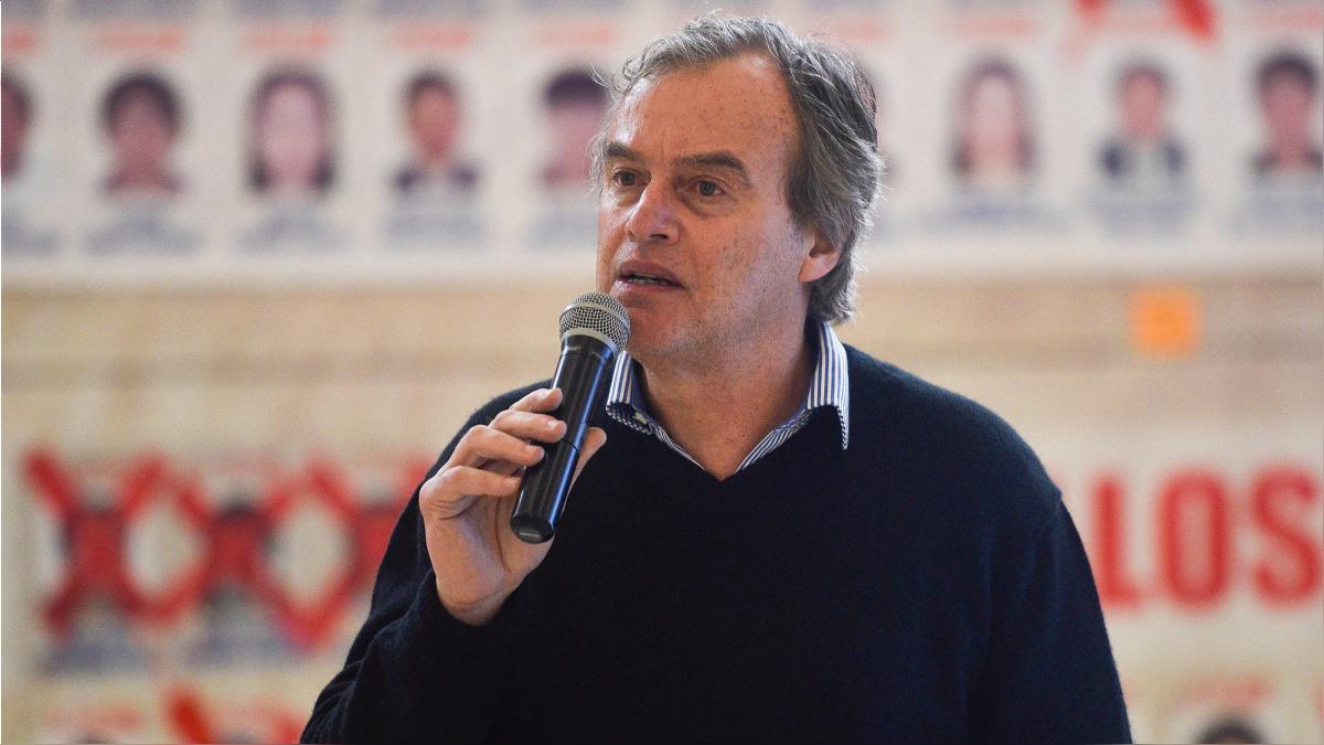 El ministro Carlos Basombrío dijo que la democracia no puede ser débil