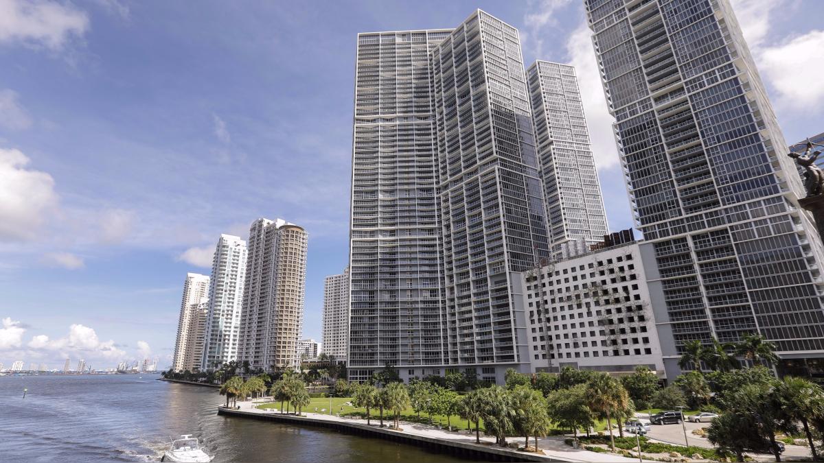 Miami Beach quedaría muy afectada si se cumplen los pronósticos sobre el huracán Irma.
