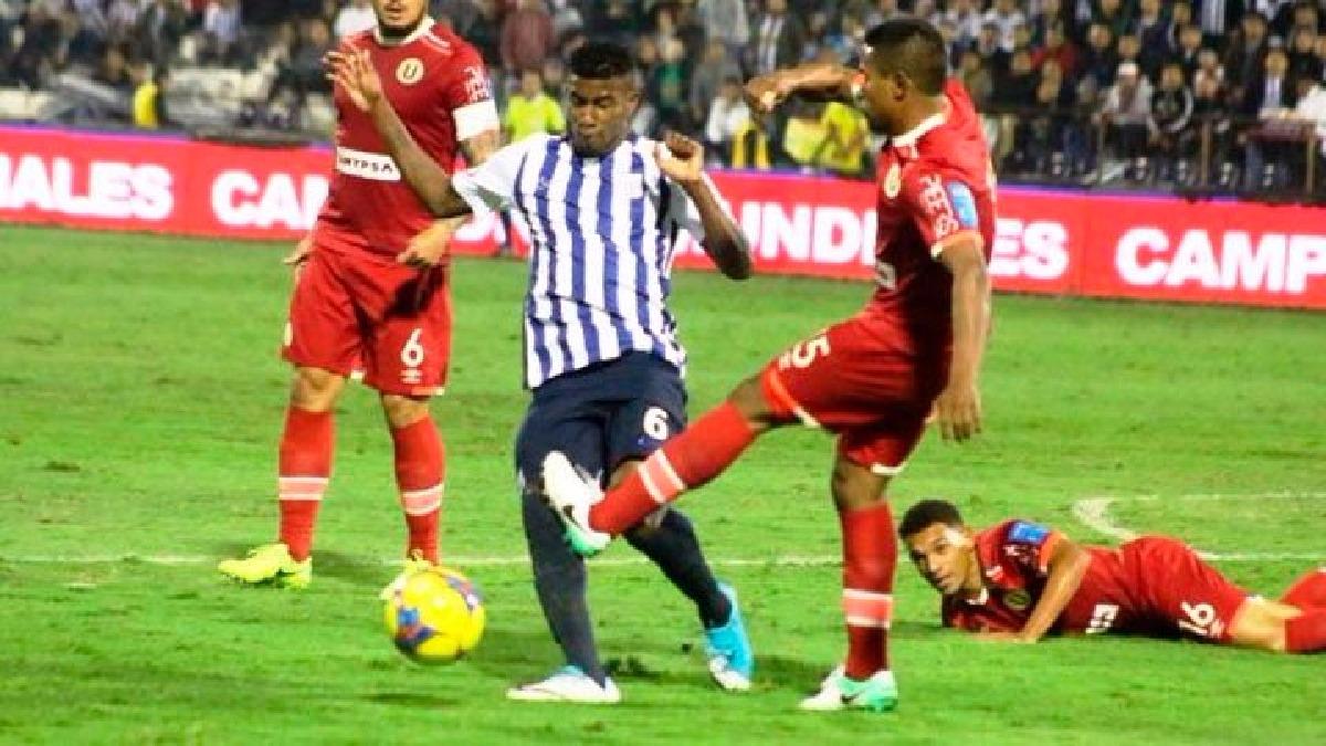 Este es el resumen del triunfo de Alianza Lima ante Universitario.