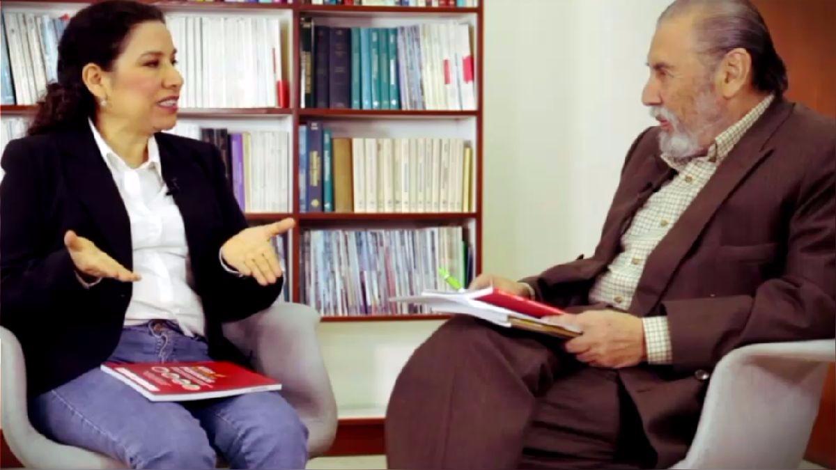 La doctora Rosario Rojas explicó su trabajo con los ajíes del Perú.