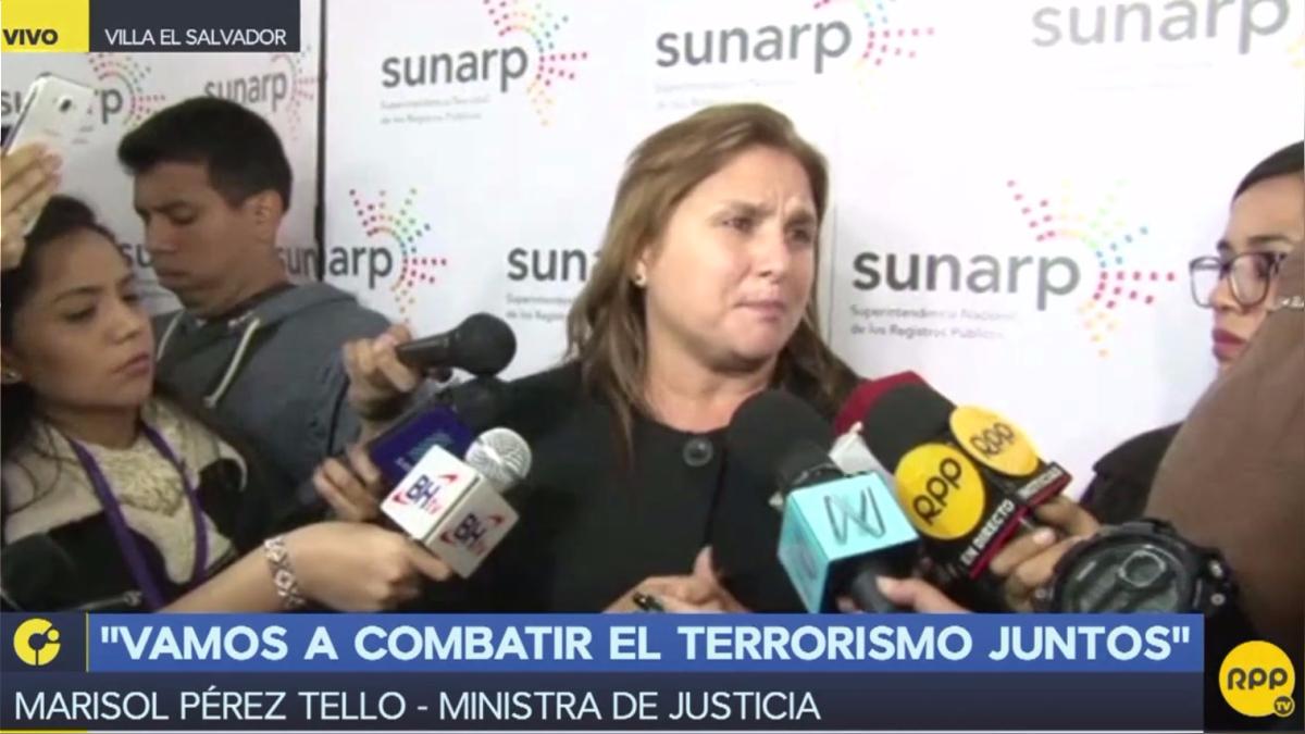 Este lunes será liberada la condenada por terrorismo Maritza Garrido Lecca tras cumplir con sus 25 años de cárcel.