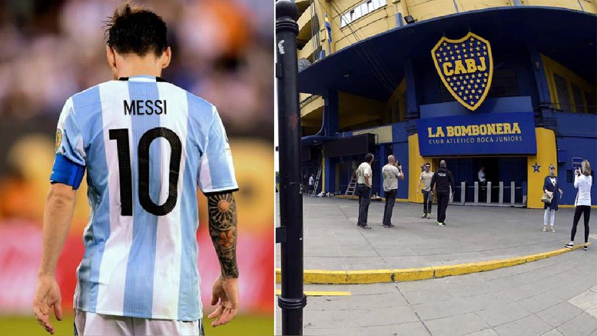 Los jugadores argentinos pidieron que el partido ante Perú se juegue en La Bombonera.