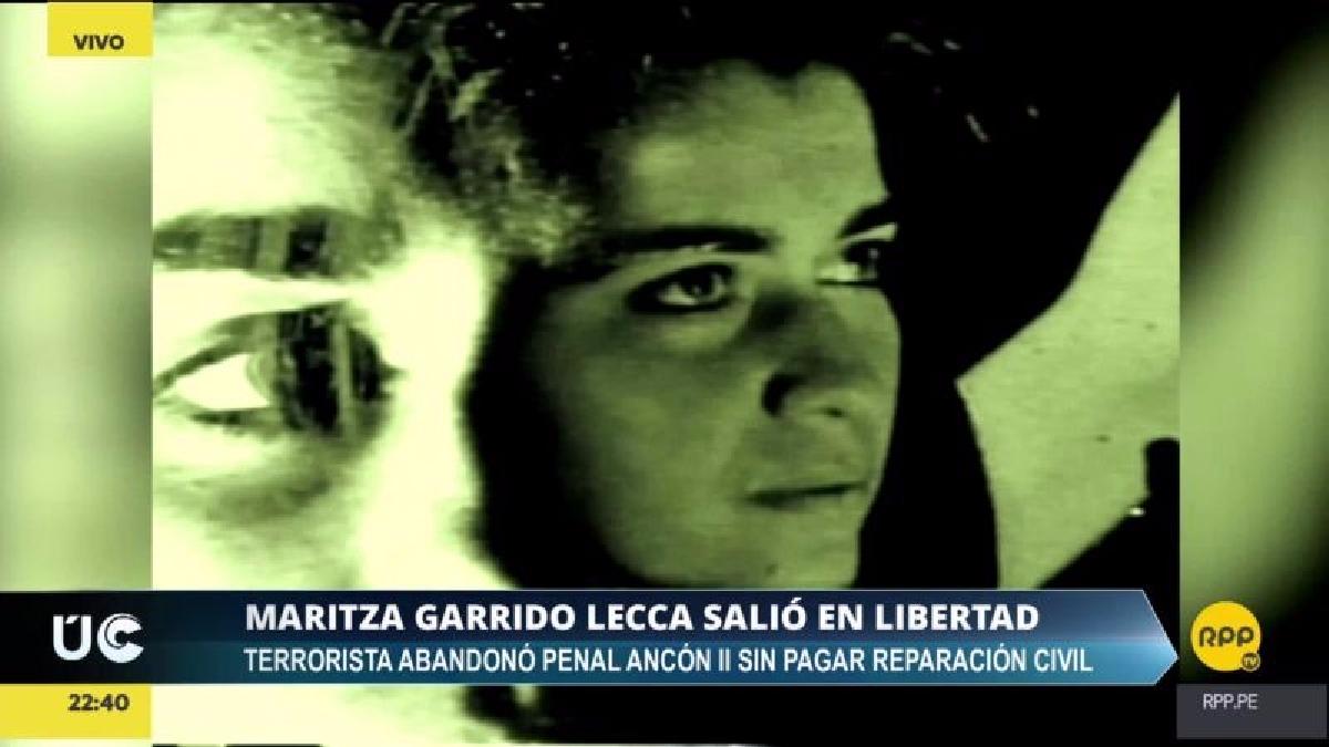 Tras su captura en 1992 Maritza negó pertenecer a Sendero Luminoso y dejó en claro no estar arrepentida.
