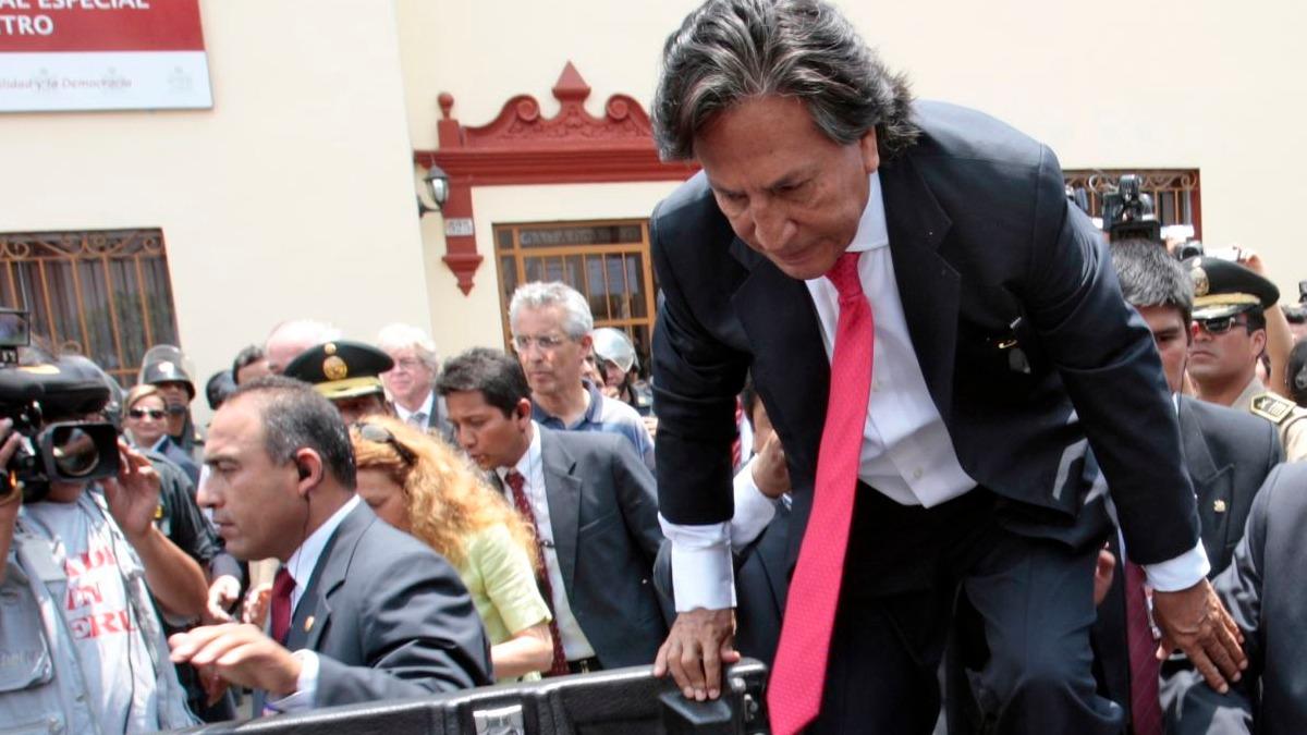 Alejandro Toledo fue presidente del Perú entre 2001 y 2006. Luego postuló sin éxito dos veces más a la presidencia en 2011 y 2016.