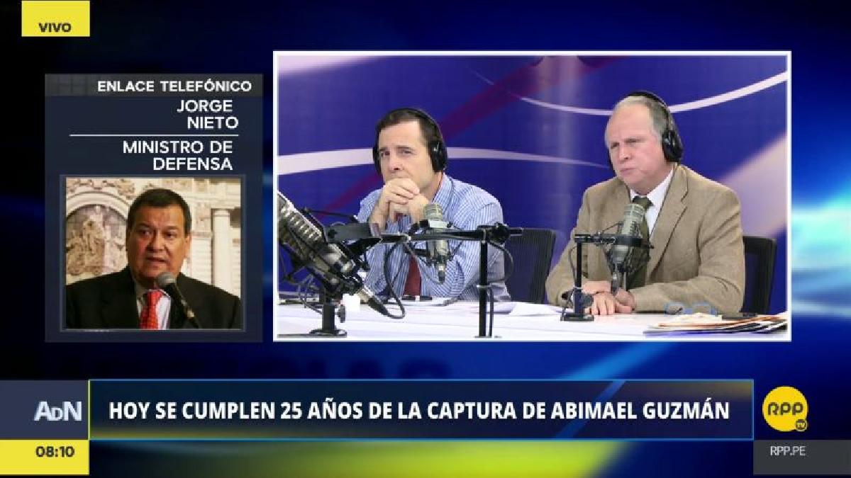 Jorge Nieto sostuvo que en VRAEM hay una estrategia en marcha para hacer frente a los remanentes senderistas.