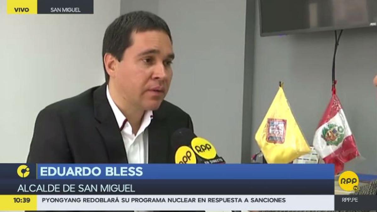 El alcalde de San Miguel planteó que hasta que se reubica 'Maranguita' se traslade a los internos en exceso a otros centros.