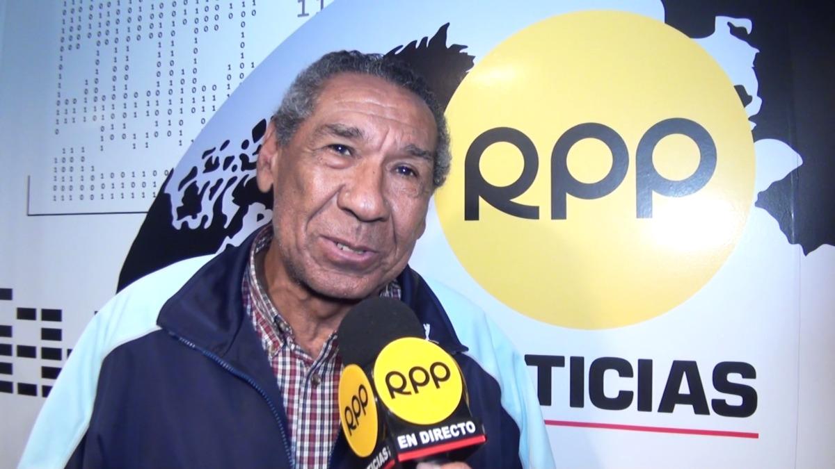 Julio Meléndez llegó a las instalaciones de RPP Noticias y brindó esta entrevista.