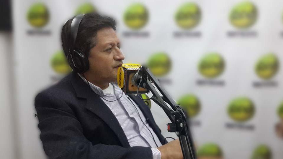 Alcalde de Cajamarca, Manuel Becerra, Aseguró que el Congreso tiró las