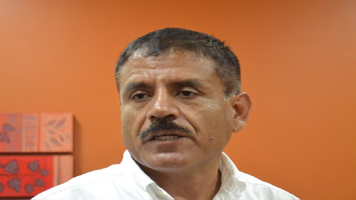 Cieza Sánchez reiteró que los técnicos, profesionales y autoridades deben juntarse para