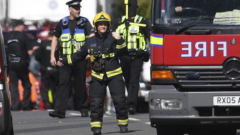 El joven es sospechoso de participar en el atentado en el metro de Londres.