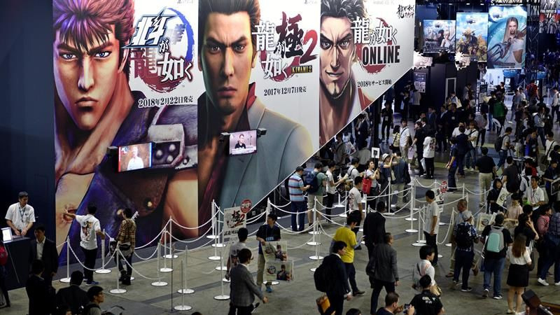 Así se realizó el primer día del Tokyo Game Show 2017.