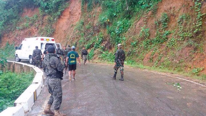 Los policías fueron atacados cuando regresaban de una diligencia en la Reserva Nacional de Tambopata