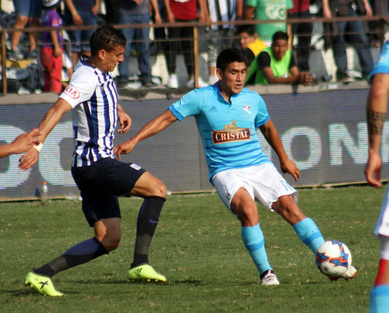 Irven Ávila es el goleador de Sporting Cristal con 16 goles.