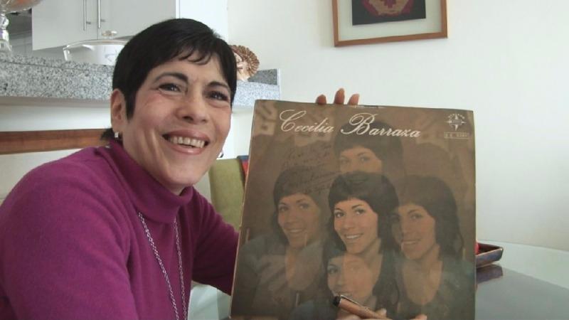 Cecilia Barraza alista presentación por el Día de la Canción Criolla.