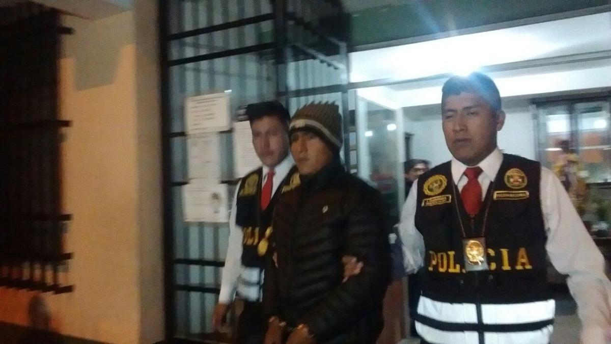 Los integrantes de la temible organización delictiva están implicados en crímenes ocurridos en Juliaca.