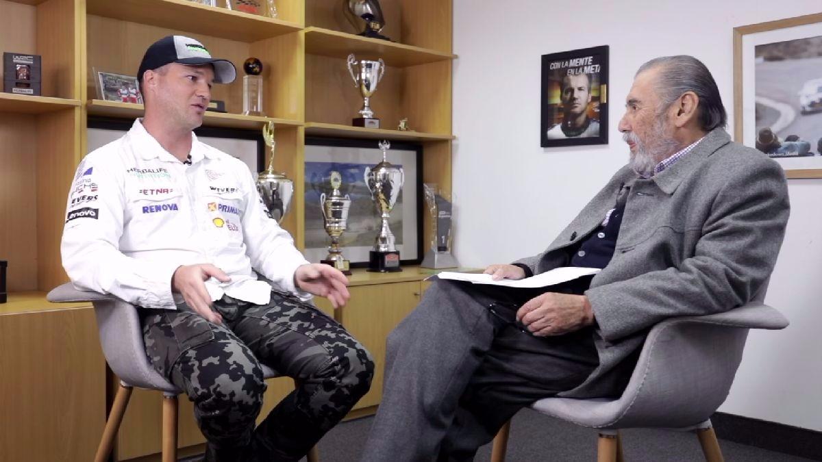 Nicolás Fuchs conversó con Raúl Vargas en Fuera de Serie sobre el automovilismo en el Perú.