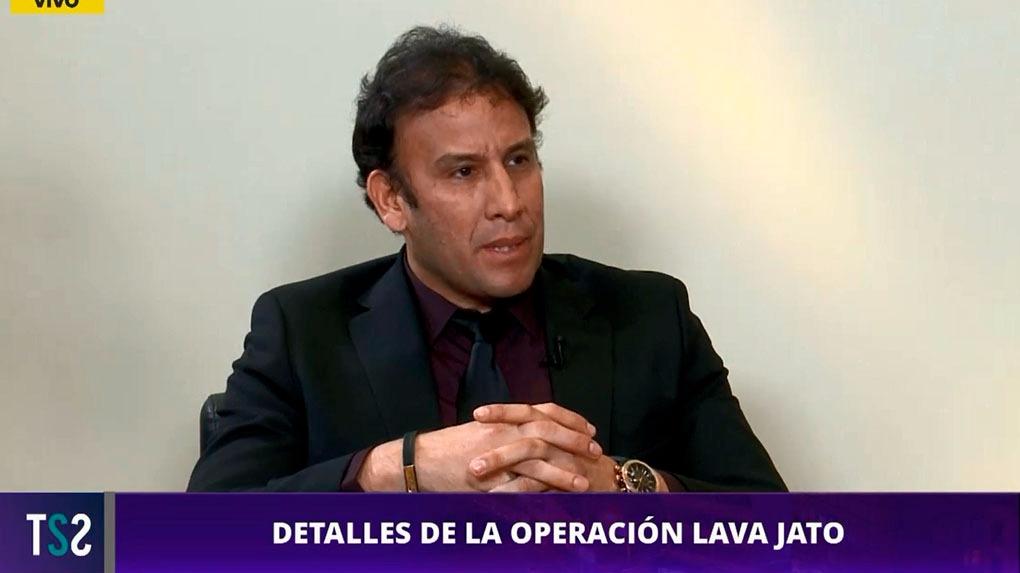 El fiscal Alonso Peña Cabrera dijo que la entrega de documentos de parte de Andorra