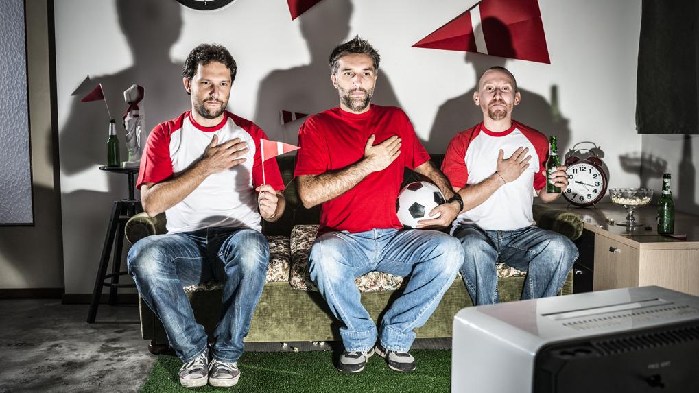 Un partido decisivo puede provocar mucho estrés y euforia en el hincha.