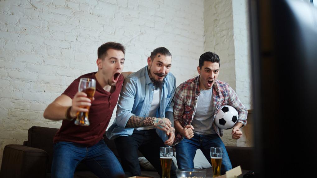 La euforia puede ser peligrosa si se bebe alcohol en exceso y hay temas personales reprimidos.