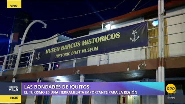 RPP visitó Iquitos