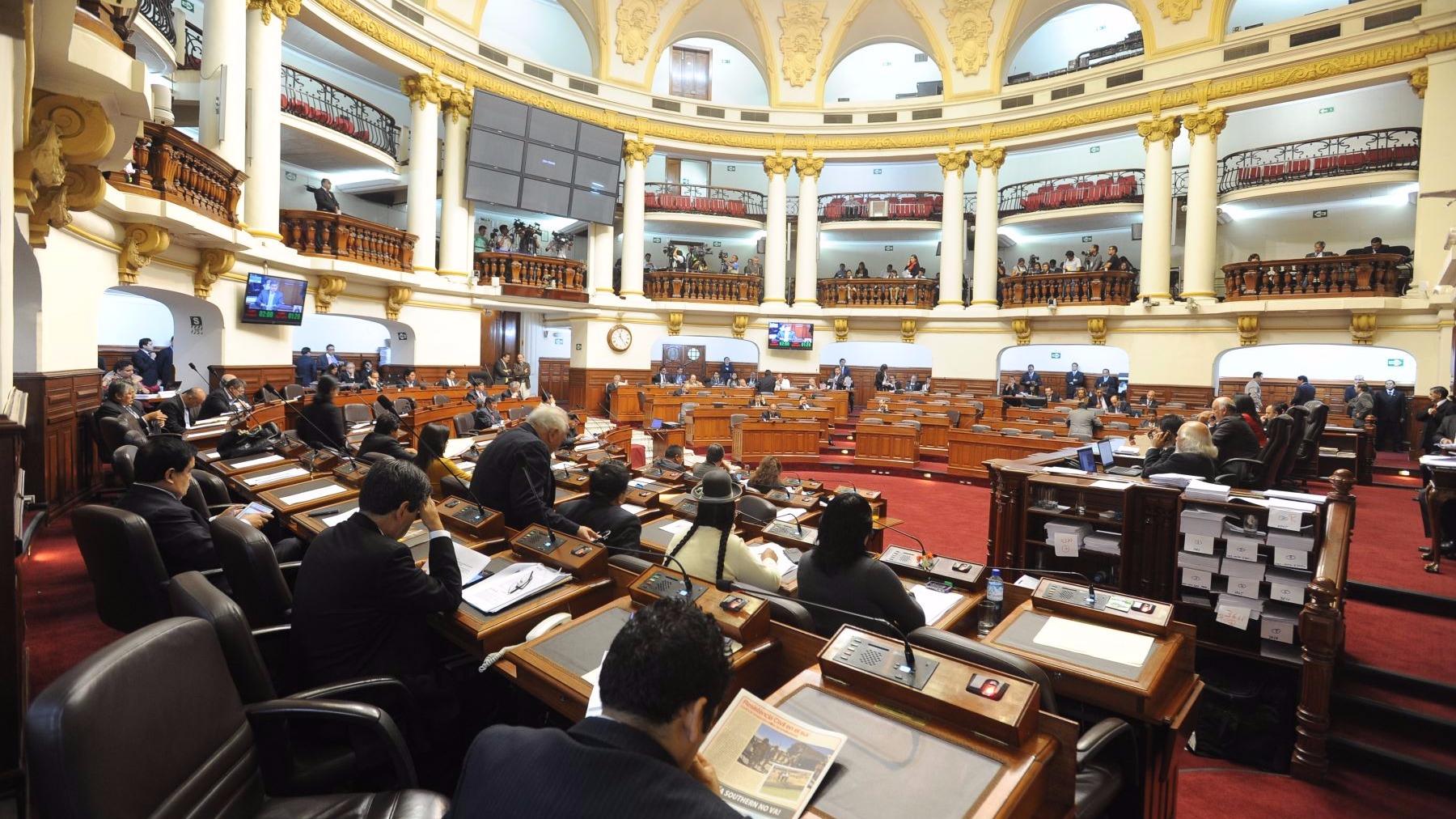 El Pleno del Congreso debe confirmar la aprobación de la norma en una segunda votación.