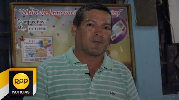 El padre de Miguel Trauco le mandó buenas vibras para el partido contra Argentina.