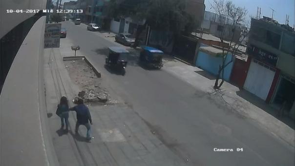 Ciudadanos indicaron que son constantes los robos en la avenida Los Virreyes.