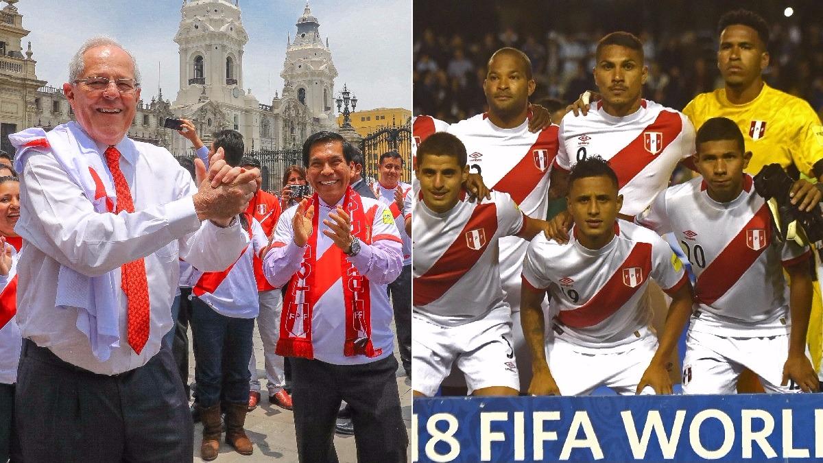 PPK abrió la puerta a una posible condecoración a los jugadores de la Selección Peruana.