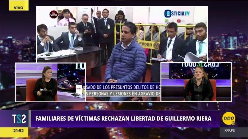 La madre de la joven Leslyann Acuña comentó que el juez encargado del caso nunca la ha citado a ninguna de las audiencias.