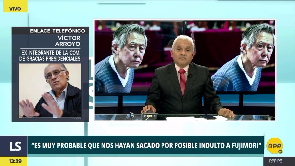 Víctor Arroyo fue senador de Cambio 90, expartido de Alberto Fujimori, entre 1990 y 1992, hasta la disolución del Congreso. Este sábado conversó con RPP Noticias sobre su salida de la Comisión de Gracias Presidenciales.