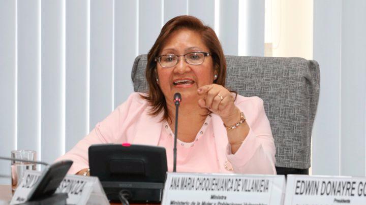 Ana María Choquehuanca pidió a la Fiscalía y al Poder Judicial actual con celeridad en este caso.