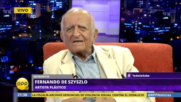 De Szyszlo dijo que aún confiaba en el presidente Pedro Pablo Kuczynski.