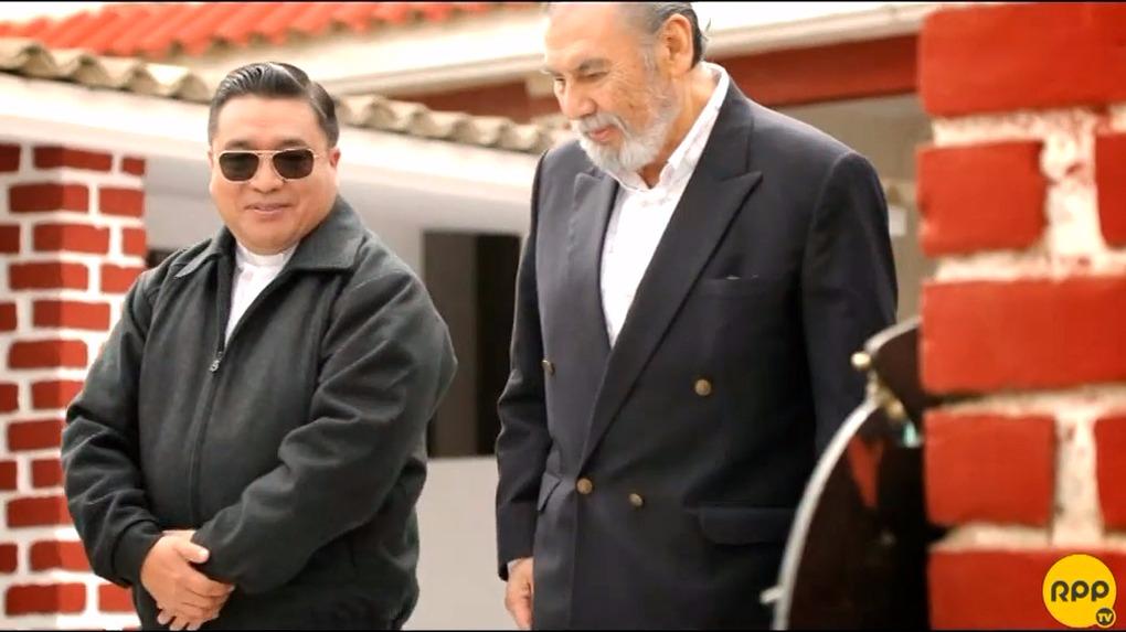 El padre José Chuquillanqui contó cómo empezaron los primeros proyectos en Manchay.