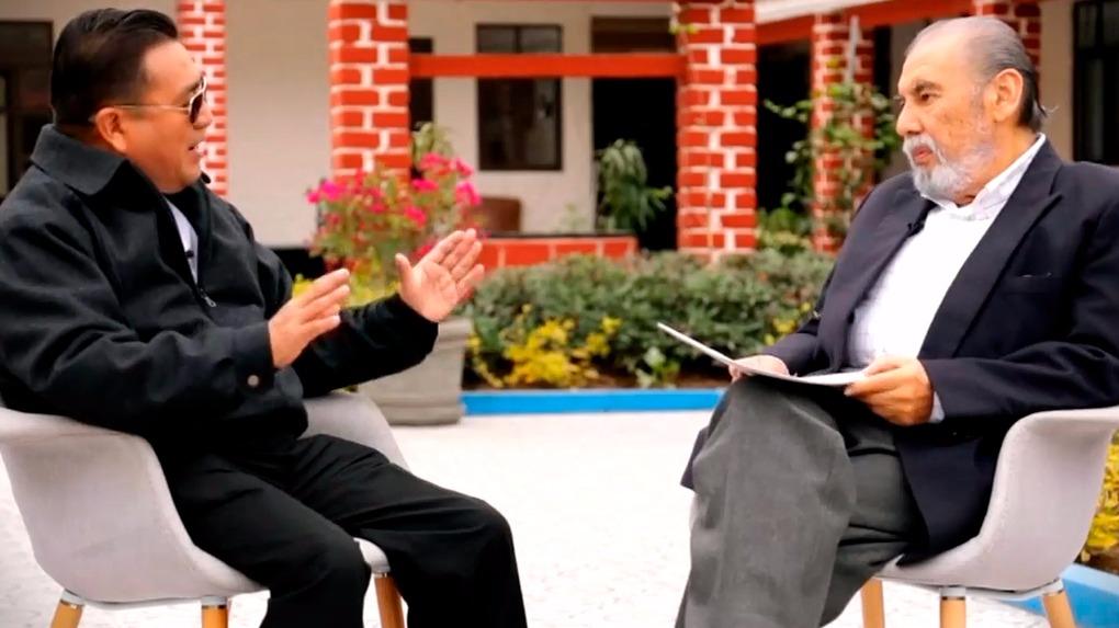 El padre José Chuqillanqui contó en Fuera de Serie cómo llegó el proyecto Sinfonía del Perú de Juan Diego Flórez a Manchay.