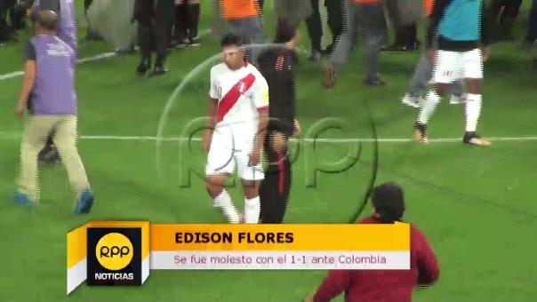 Edison Flores milita en el Aalborg de Dinamarca.
